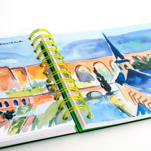 Pages livre finition ennoblissement haute qualité or argent bronze dorure gaufrage relief pelliculage