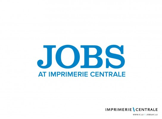 Imprimerie Centrale is recruiting a Graphic Designer.