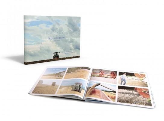 "Photography book: ""Lëtzebuerg deng Landwirtschaft"" (The Agriculture of Luxembourg)"